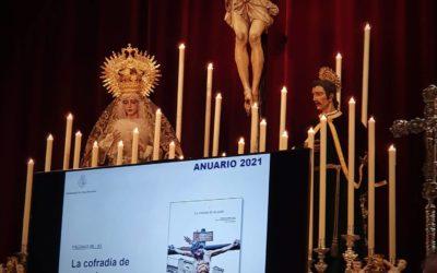 Presentación del anuario 2021 de nuestra Hermandad