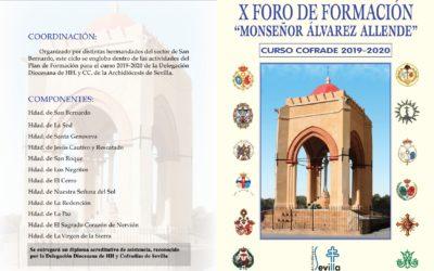 Décima edición del Foro de Formación «Monseñor Álvarez Allende»