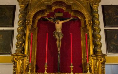 REPOSICIÓN AL CULTO DEL SANTÍSIMO CRISTO DE LA SALUD