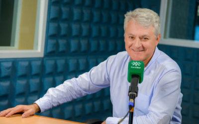 N.H.D. JUAN MIGUEL VEGA NUEVO DIRECTOR DE CANAL SUR RADIO