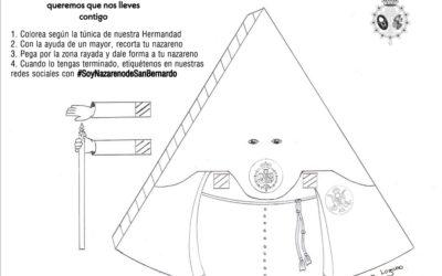 CREA TU NAZARENO DE SAN BERNARDO