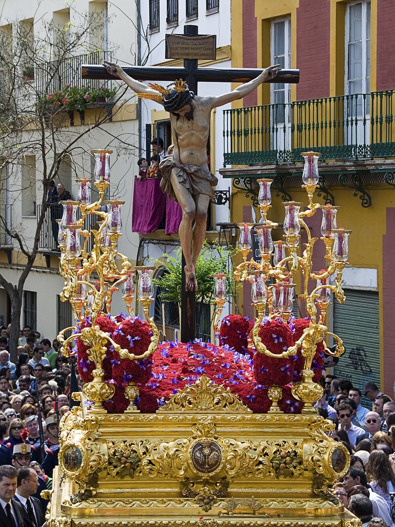 Pasos - Hermandad de San Bernardo
