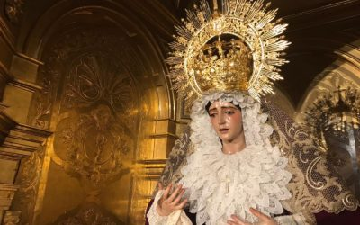 REPOSICIÓN AL CULTO DE LA IMAGEN DE MARÍA SANTÍSIMA DEL REFUGIO