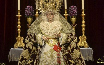 SOLEMNE BESAMANOS Y FUNCIÓN EN HONOR DE MARÍA SANTÍSIMA DEL REFUGIO