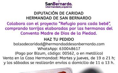 «Torrijas Solidarias»