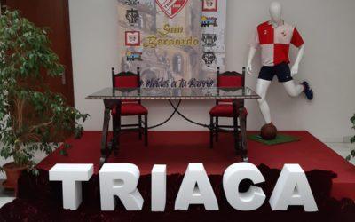 Centenario de la fundación Triaca Fútbol Club