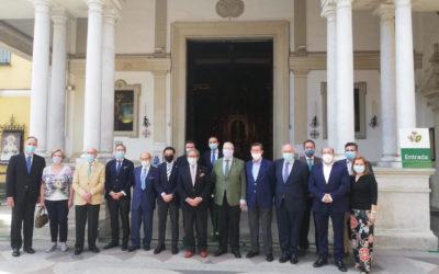 NUESTRA DIPUTACIÓN DE CARIDAD PARTICIPARÁ EN EL «GUISO SOLIDARIO»