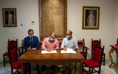 RENOVADA LA COLABORACIÓN DE NUESTRA HERMANDAD CON «PROYECTO HOMBRE SEVILLA»