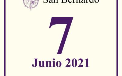 Hoja Informativa nº7 «Junio 2021»