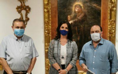 NURIA BARRERA CARTELISTA LXXV ANIVERSARIO DEL TITULO DE «MARIANA» A SEVILLA