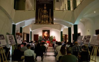 CONFERENCIA SOBRE LA HERMANDAD SACRAMENTAL Y DE ÁNIMAS DEL PURGATORIO DE SAN BERNARDO